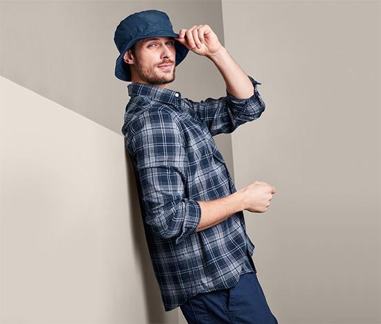 Trekingový klobouk s taškou