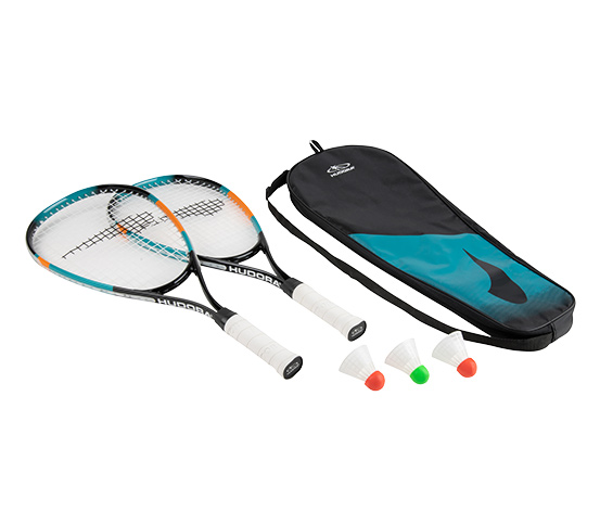 HUDORA-Speed-Badminton-Set