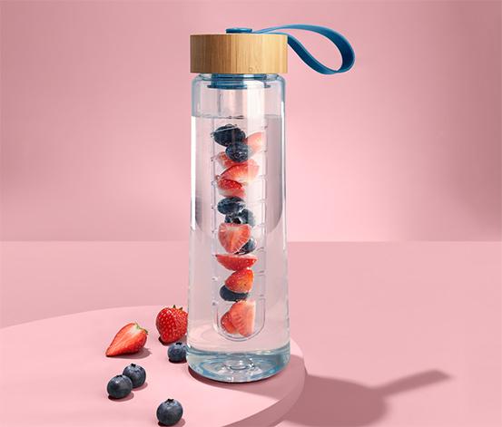Láhev na vodu s vložkou na aroma