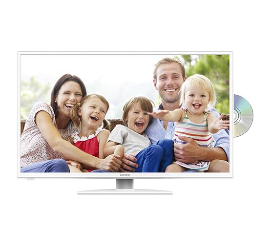 "Lenco-32""-HD-LED-TV mit DVD-Player"