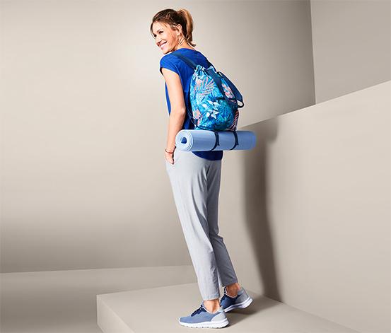2 v 1: ruksak a nákupná taška