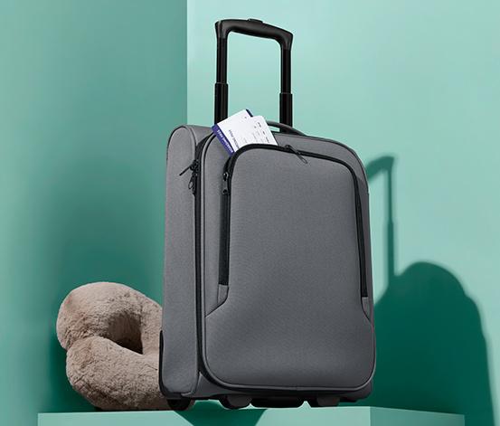 Příruční taška na kolečkách