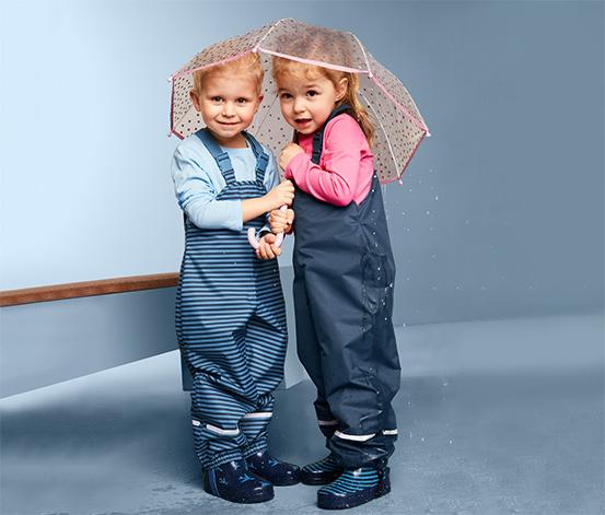 Gyerek kantáros esőnadrág