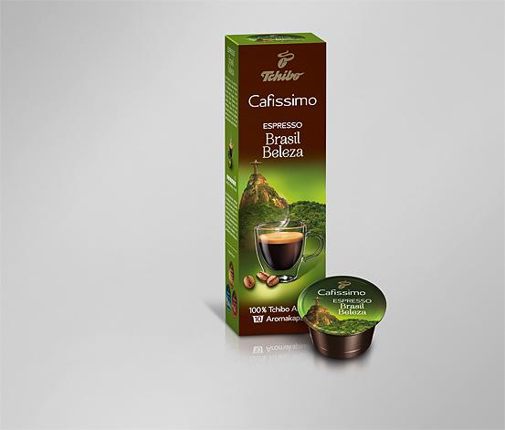 Espresso Brasil Beleza - 10 Kapseln