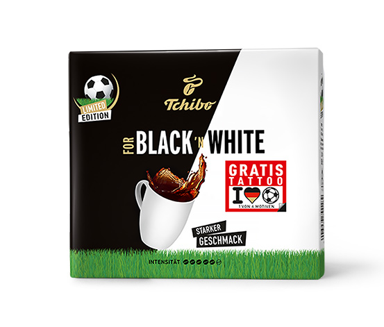 FOR BLACK 'N WHITE - 500 g Gemahlen
