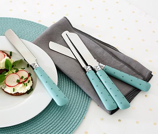 Snídaňové nože, 4 ks