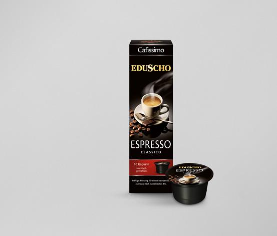 Espresso Classico - 10 Kapseln