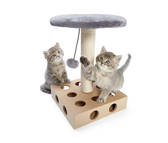 Kattelegetårn