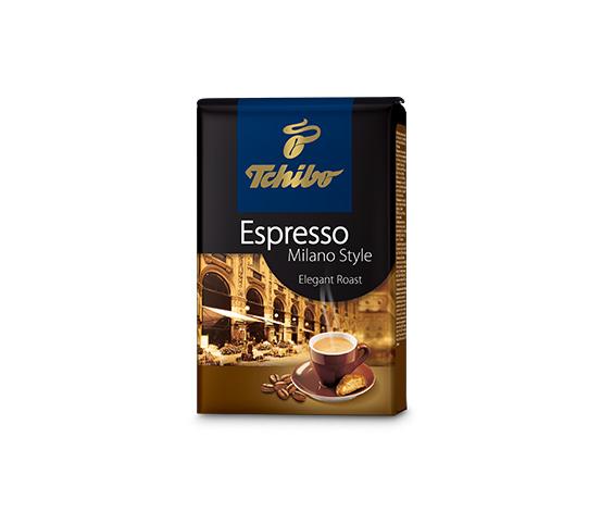 Espresso Milano Style, 250g, kawa palona mielona