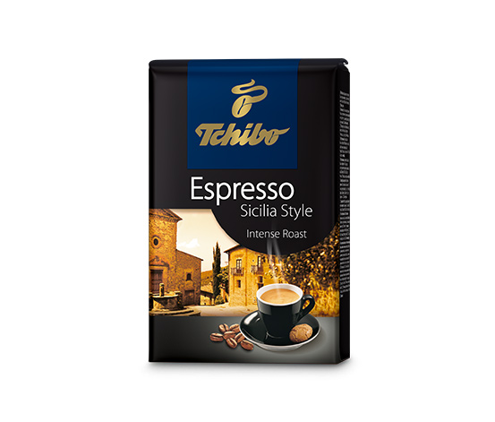 Espresso Sicilia Style - zrnková káva