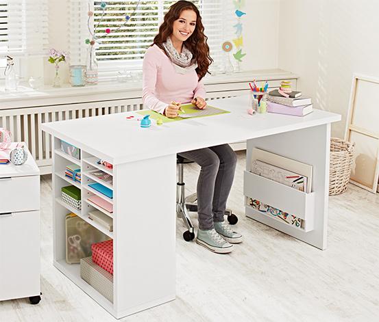 Biurko i stół roboczy
