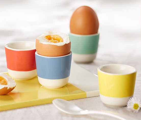 Kalíšky na vajíčka, 4 ks