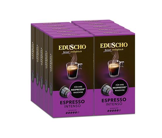 EDUSCHO Espresso Intenso - 100 Kapseln