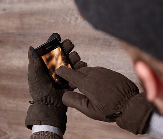 Rękawiczki do obsługi ekranów dotykowych