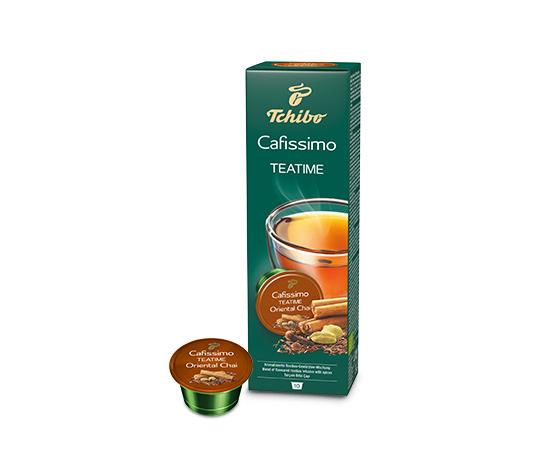 NOUVEAU: CAFISSIMO TEATIME Oriental Chai – 10 capsules