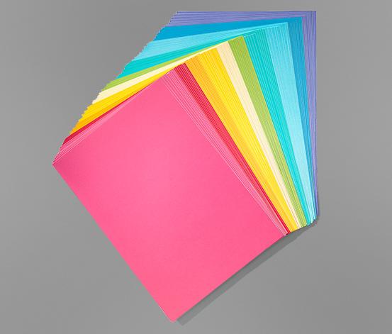 500 Blatt Tonpapier