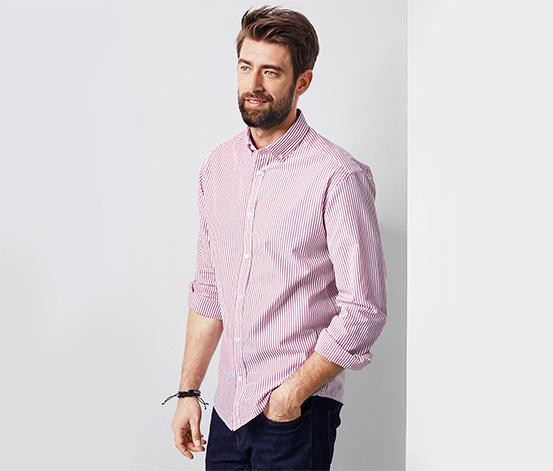 Koszula w stylu oksford