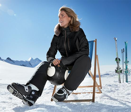High-tech lyžařské kalhoty