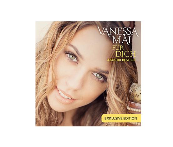 CD Vanessa Mai « Für Dich – Akustik Best Of »