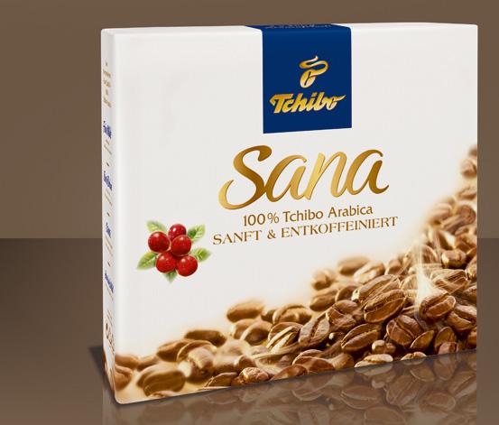 Café Sana moulu