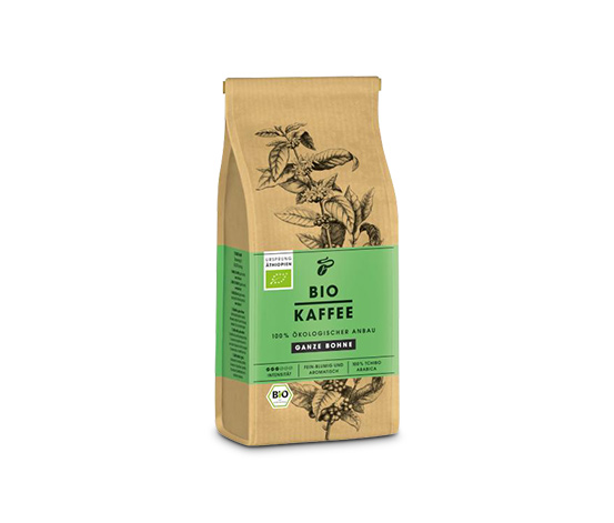 BIO KAFFEE – 250 g hela bönor