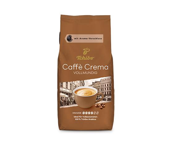 Caffè Crema Fyllig – 1 kg hela bönor