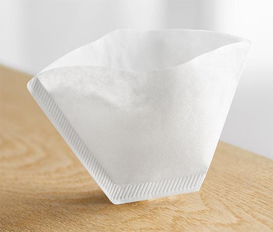 Filtračné papieriky, 80 ks  – veľkosť 4