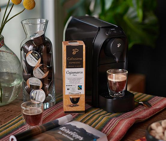 Grand Classé Espresso »Cajamarca Peru« - 8 x 10 Kapseln