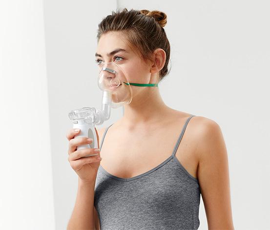 Ultrahangos inhalátor
