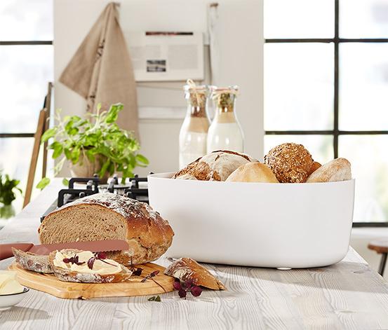 Kesme Tahtalı Ekmek Kutusu