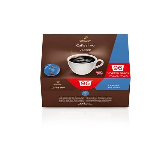 Jemná káva – 96 kapslí