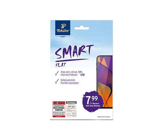 Smart-Tarif Smart S für 7,99€ pro 4 Wochen