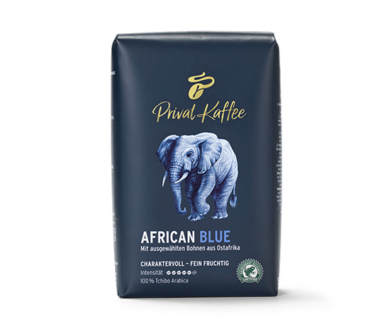 Privat Kaffee African Blue en grains