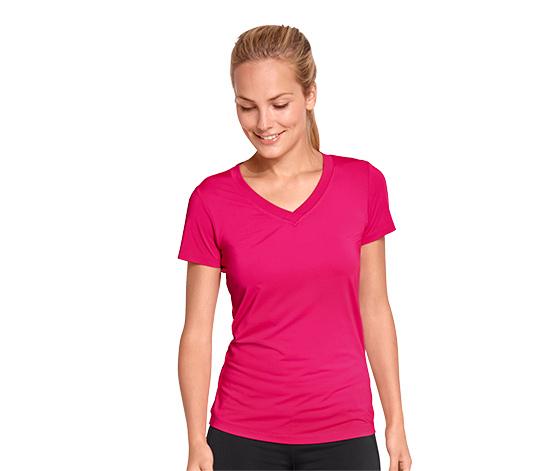Funktionsshirt, pink