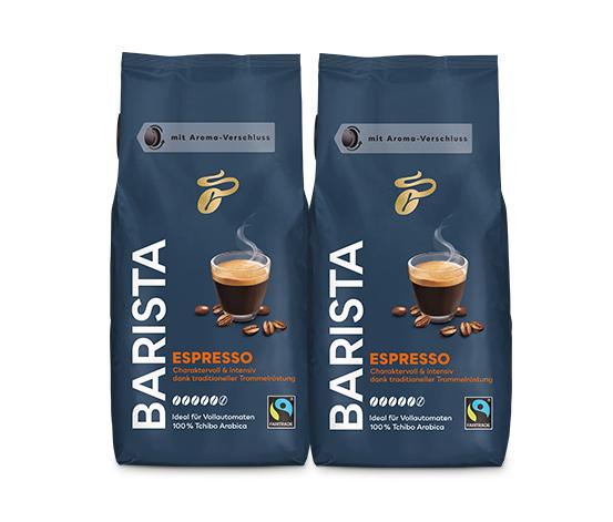 2 kg Barista Espresso - Ganze Bohne