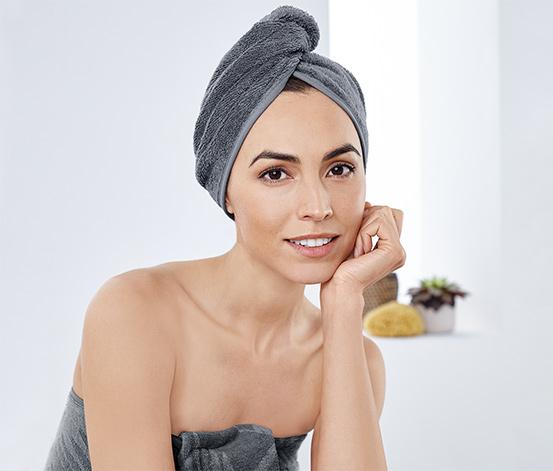 Serviette turban