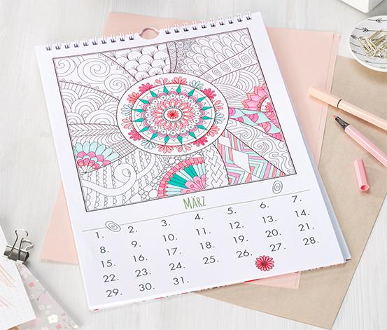 Ausmalkalender