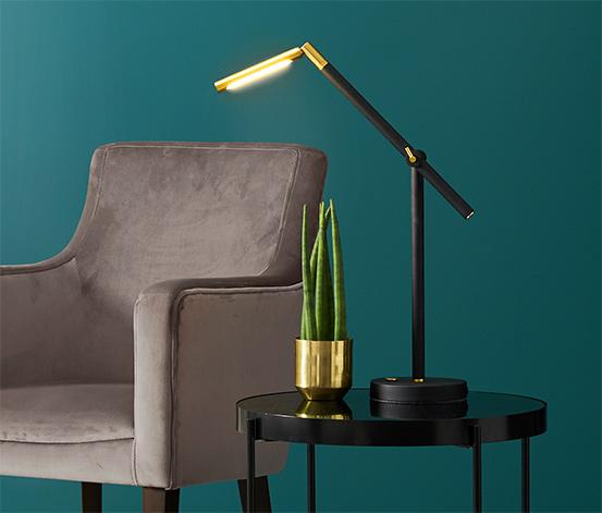 Lampe de table «slim», LED