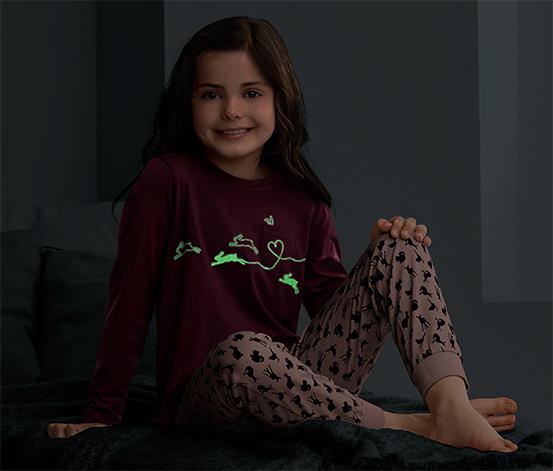 Pyjama »Glow in the dark«