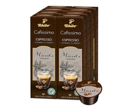 NEU: Grand Classé Espresso Márcala Honduras – 80 Kapseln
