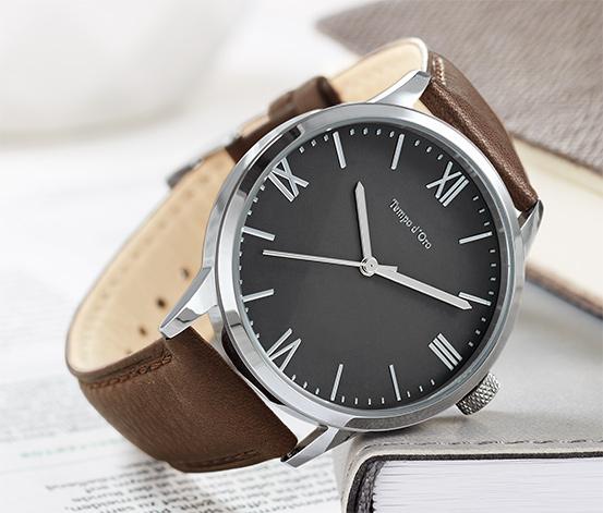 Zegarek kwarcowy na rękę
