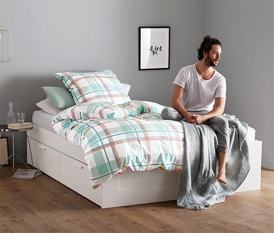 Jersey-Bettwäsche, Übergröße