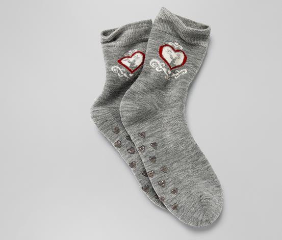 Dámské protiskluzové ponožky