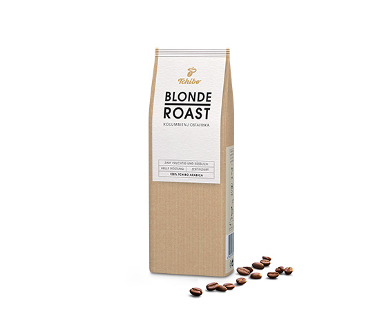 Blonde Roast – 250 g hela bönor