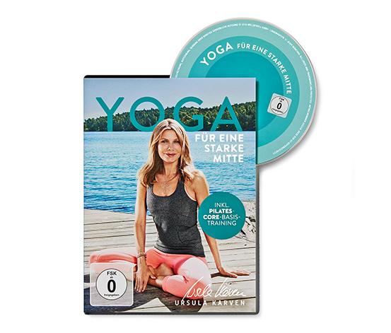 DVD »Yoga für eine starke Mitte«