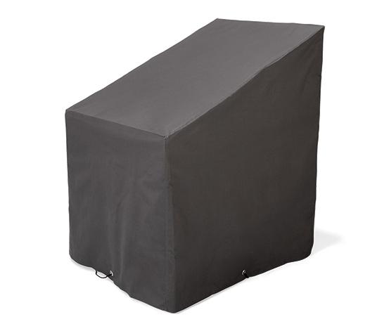 Housse de protection haut de gamme pour 6 chaises empilables