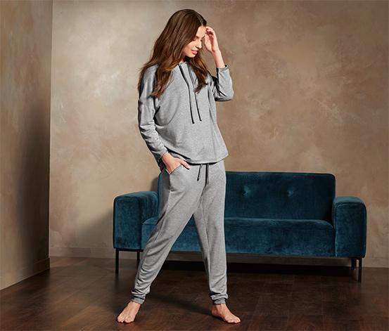 Pijama Altı, Kırçıllı Gri