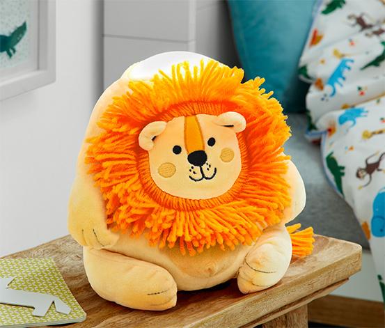 LED-es éjszakai lámpa, oroszlán
