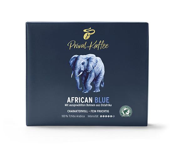 Privat Kaffee African Blue – 500 g malet