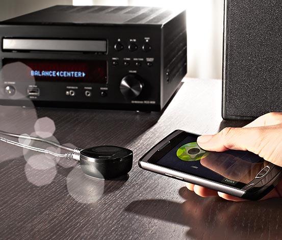 Hudební přijímač Bluetooth®
